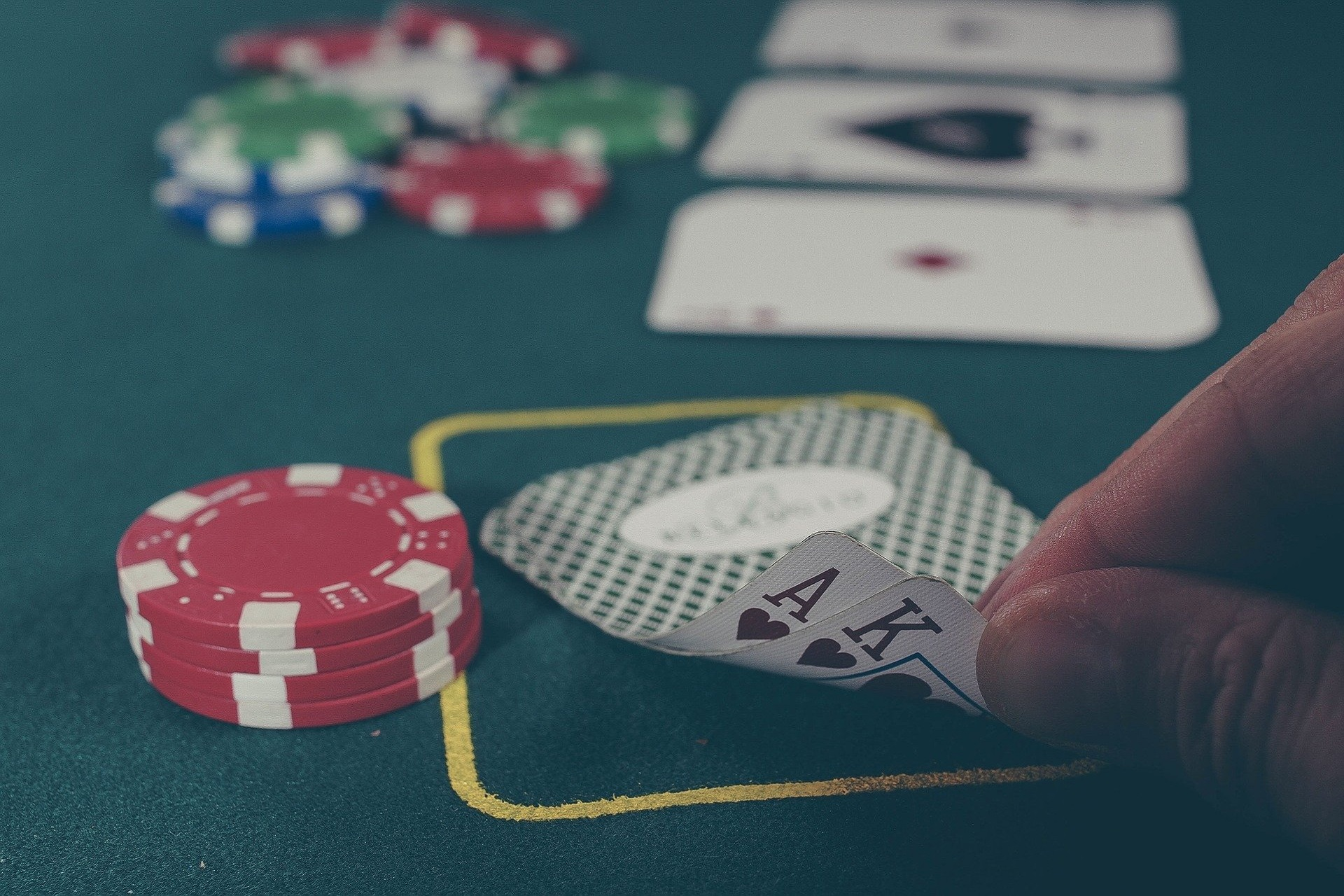 Easiest Games To Play At A Casino