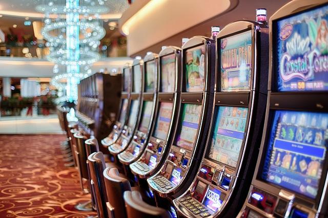 Scan the casino